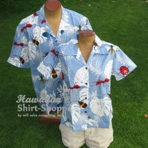 Custom Aloha Shirt