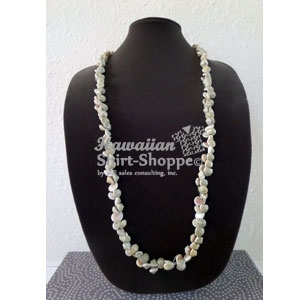 Premium Cluster Shell Lei