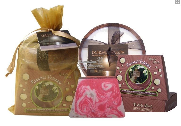Hawaiian Soap Gift Set