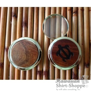 Koa Wood Magnifying Glass