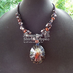 Opihi Shell lei necklace