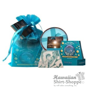 Soap and Candle Gift Set
