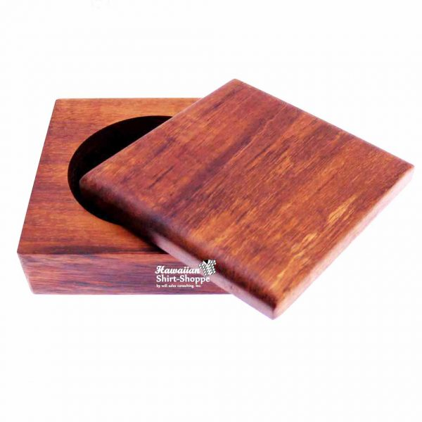 Koa Swing Box