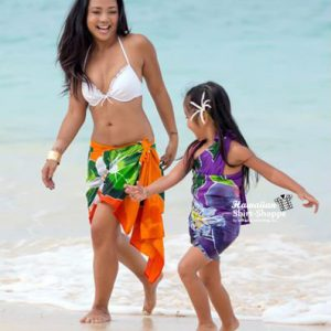 Full Size and Mini Size Sarongs