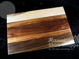 Koa Cutting Board