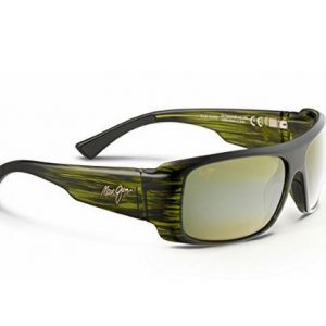 Maui Jim Five Caves Olive Stripe