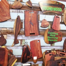 Foundwood Cutting Boards