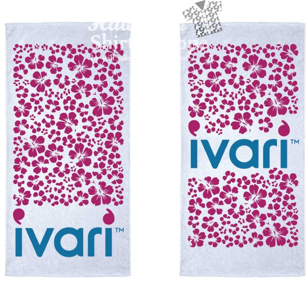 Branded Beach Towels