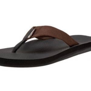 Men's Makaha Brown Flip Flops