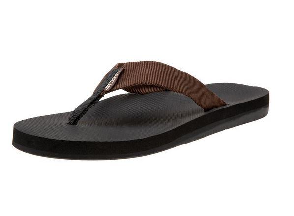 Men's Makaha Brown Flip Flops
