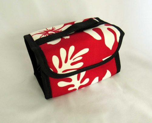 Mini Toiletry Kit - Red
