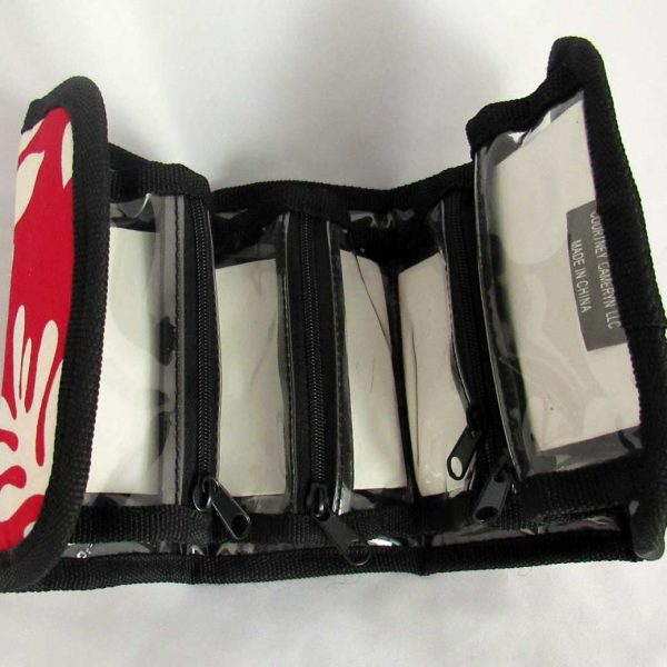 Mini Toiletry Kit - Red