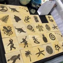 Iconic Stone Coasters