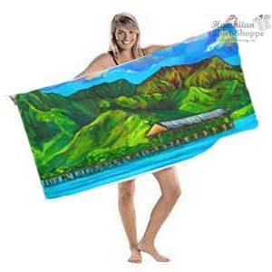 Microfiber Towel - Hanalei