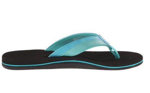 Women's Nahoa Green Flip Flops