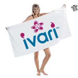 Branded Beach Towels